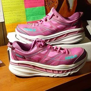 Hoka One One stinson W 8.5sz athtc shoes
